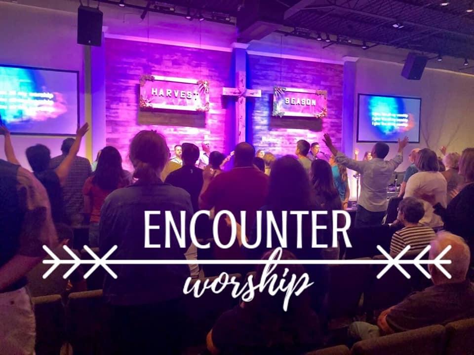 Encounter Night of Prayer & Worship: Sunday, February 23rd